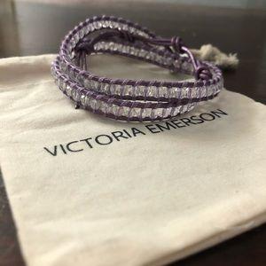 Victoria Emerson wrap bracelet